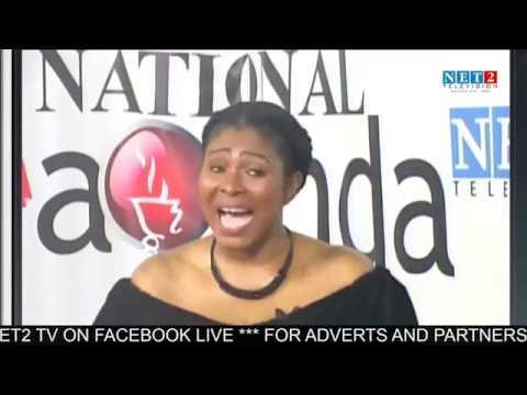 National Agenda on NET2 TV GHANA