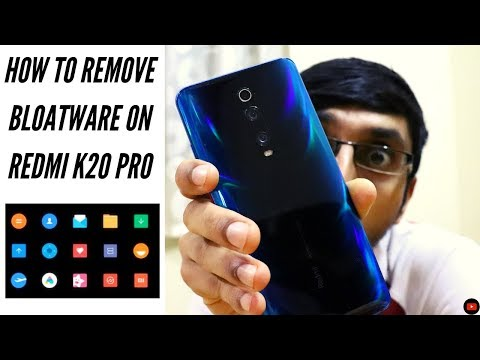 Remove Bloatware On Redmi K20 Pro | No Root Needed 🔥🔥