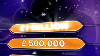 Who Wants to be a Millionaire Christmas Intro Idea (clock ve...