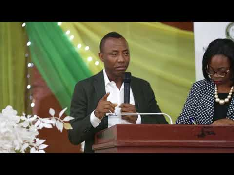 Our Problem Is That We Are Governed By Lazy Leaders - Sowore