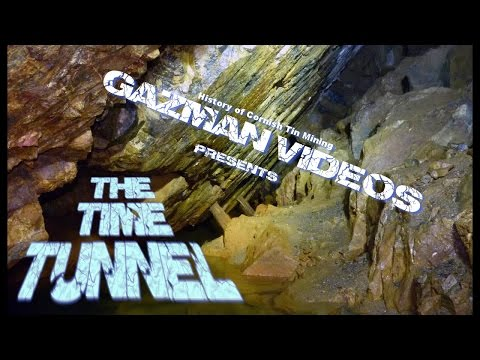 History of Cornish Mining - The Time Tunnel - Great Flat Lode