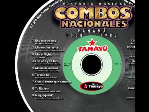 Many Nigths - The Persuaders - Combos Nacionales - Panama - Discos Tamayo
