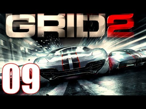 Grid 2 Walkthrough Part 9 Gameplay Let's Play [1080p]