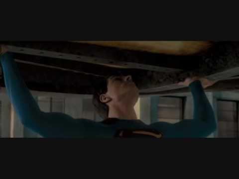 Superman Saving Metropolis - Superman Returns