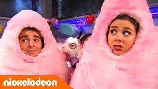 Les Thunderman | Le piège de barbe à papa 🍭| Nickelodeon France
