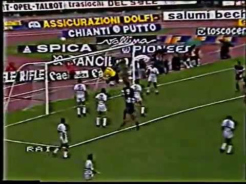 1984 85 serie a fiorentina milan 0 0 02 youtube for Serie a table 1984 85