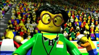LEGO Soccer Mania Opening