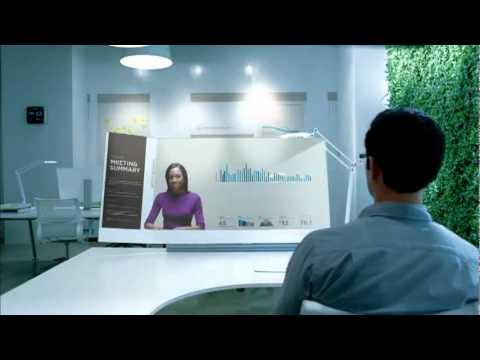 Así será el futuro según Microsoft