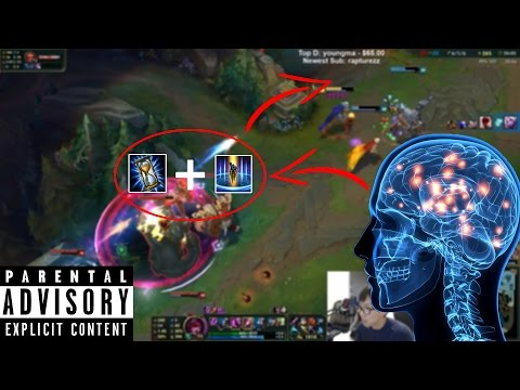 200 IQ Play - Insane Ryze Ultimate...| Best LoL Moments(ft.  Bjergsen, Iwilldominate...)