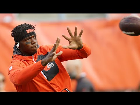 'It's like Christmas,' Josh Gordon can practice with Browns