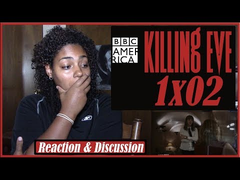 Killing Eve 1x02- Ill Deal With Him Later Reaction and Discussion
