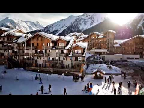 WINTER AERIAL SHOWREEL 2014 (octocopter DJI S1000, z15)