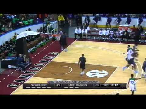 2014 South Carolina High School League Class AA Boys Basketball Finals