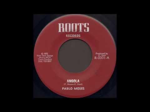 Pablo Moses - Angola