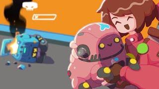 Robot Quest Arena - RAP and Kickstarter Video