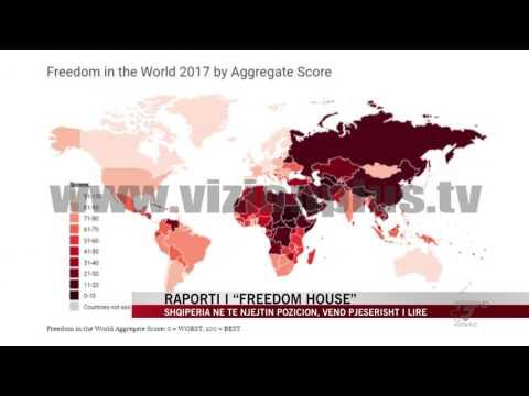 Freedom House: Shqipëria një vend pjesërisht i lirë! - News, Lajme - Vizion Plus