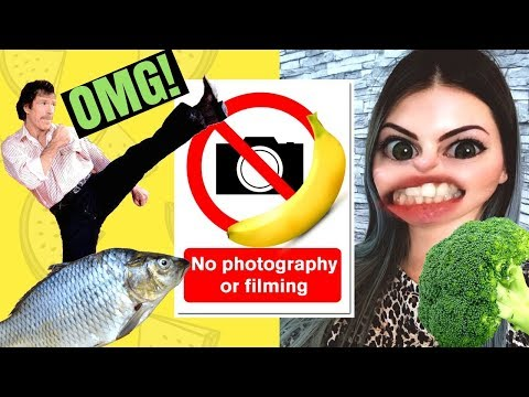 OMG! ☠ Kicked Out From The Shop While Filming - Grocery Shopping In Bahrain Vlog