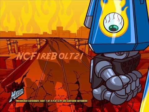 Megas XLR - Chicks Dig Giant Robots (Official Instrumental Version)