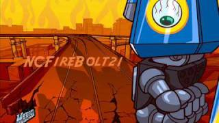 Megas XLR - Chicks Dig Giant Robots (Official Instrumental Version)
