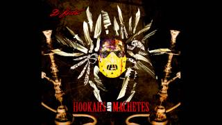 "D. Lector feat. Crooked I - ""Fuck You"" (off Hookahs And Machetes)"