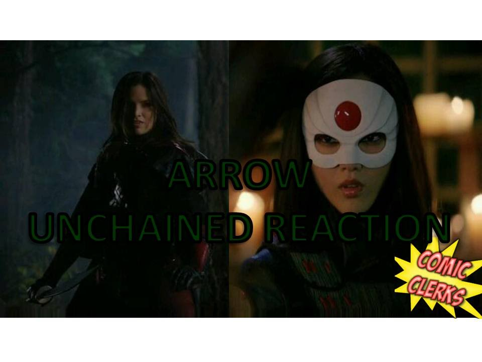 Download Arrow Unchained (Reaction Season 4 Episode 12 Spoilers)