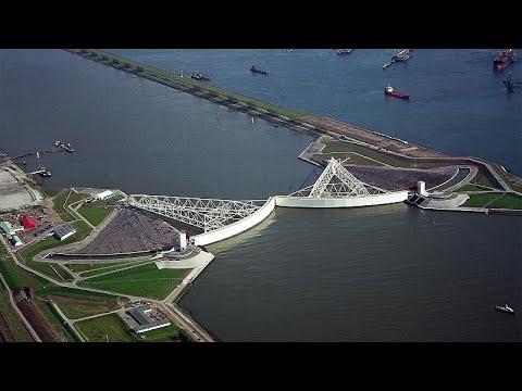 Yükselen deniz seviyesi Hollandalıları korkutuyor mu? Tehdit altındaki ülke ne gibi önlemler alıy…