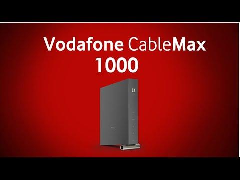 Vodafone CableMax 1000 Mit Hardware Und Speedtest
