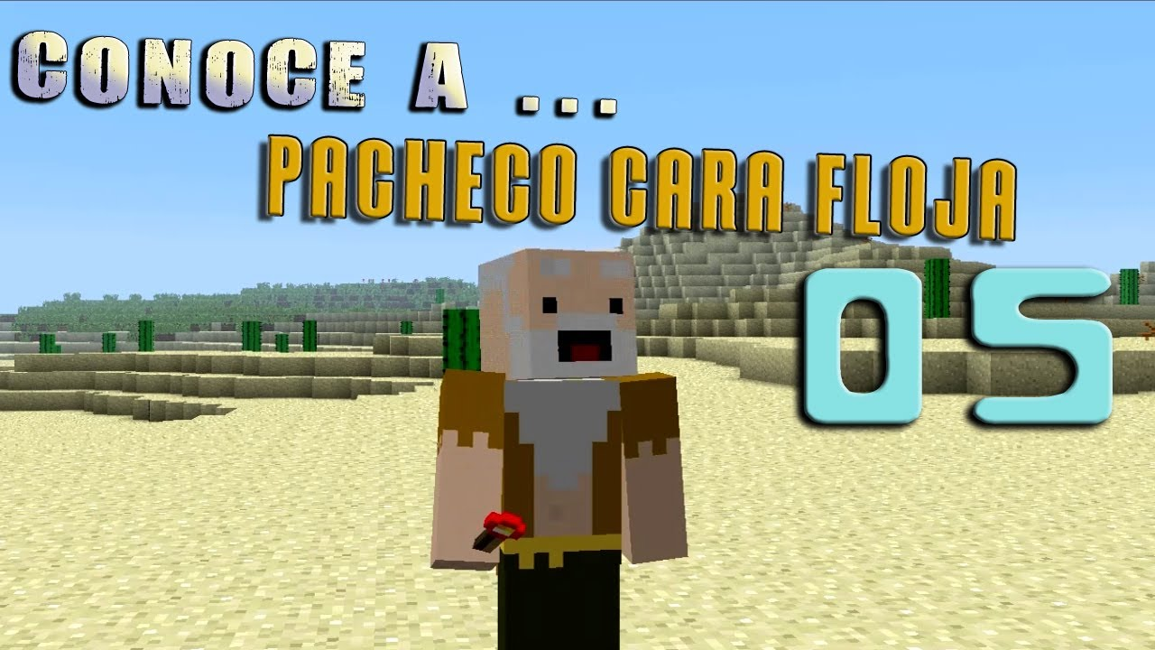 Pacheco cara Floja 05 | Hunger Games - YouTube
