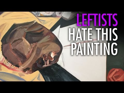 Leftists want white artist's Emmett Till painting destroyed
