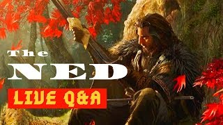 Game of Thrones/ASOIAF Theories | Ned Stark Live Q&A