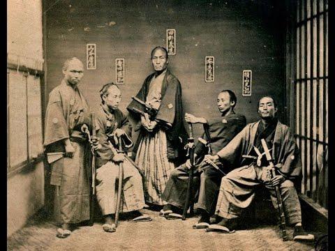 Antiguas Civilizaciones - Los Samurais - Documental
