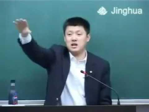 袁腾飞说毛主席永远活在我们心中 穿着我们这个行星上最难看的军装 笑喷了