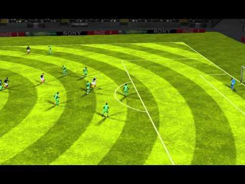 FIFA 14 Android - França VS Nigéria