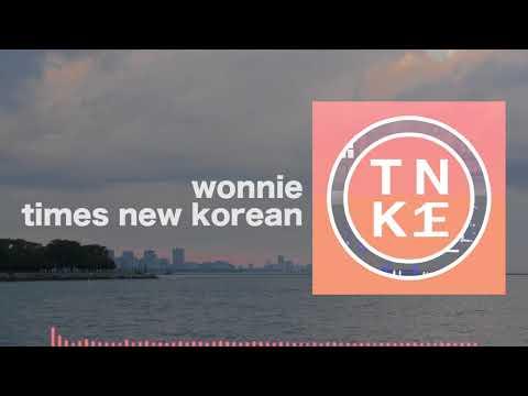 Times New Korean (SINGLE) - wonnie