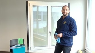 Fenster putzen leicht gemacht: so geht's richtig