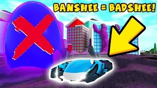 WHY THIS MAD CITY *SECRET* CAR IS TRASH... (Roblox)