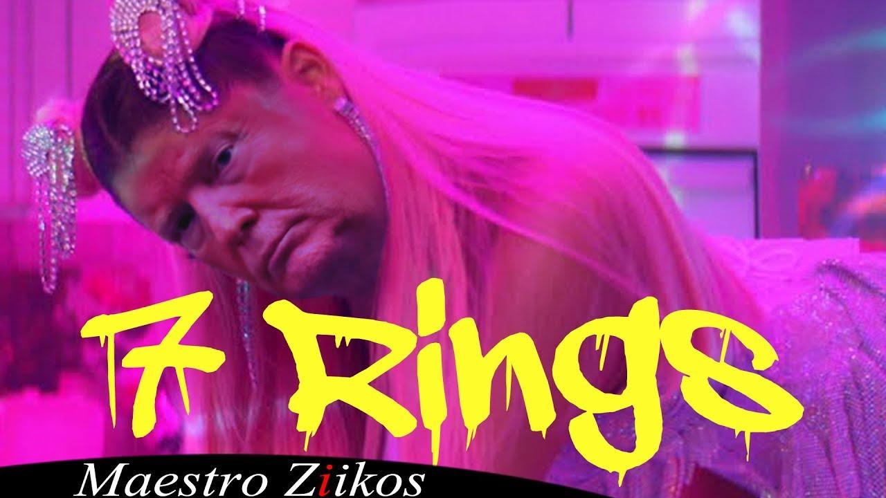 Download Ariana Grande - 7 rings (Donald Trump Cover)