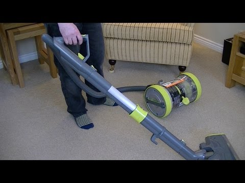 Vax 2100 Multifunction Vacuum Cleaner Carpet Washing De