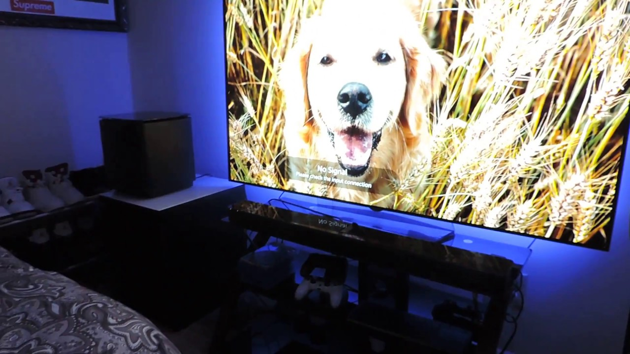 bose virtually invisible 300 speakers. bose soundtouch 300 soundbar,acoustimass subwoofer + virtually invisible speakers - youtube