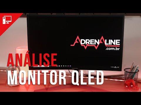 Monitor QLED Gamer: vale a pena os Quantum Dots para jogos?
