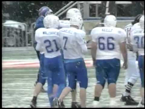 2003 IHSA Boys Football Class 2A Championship Game: Gilman (Iroquois West) vs. Carthage