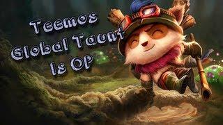 League of Legends: Teemo