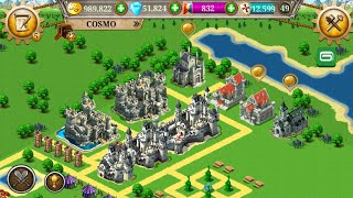 Download Kingdoms & Lords infinito !(Offline)