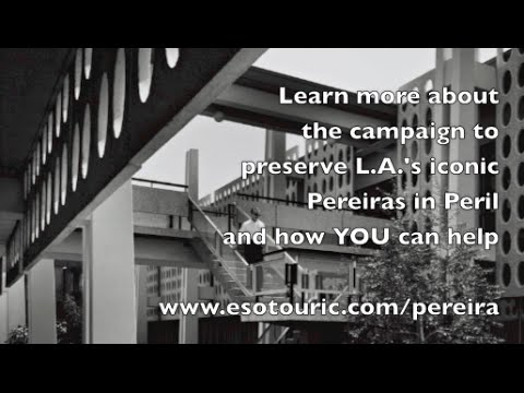 Pereira in Peril: Metropolitan Water District campus tour (August 2016)