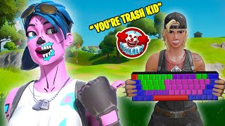 Fortnite Creative Fill Is TOXIC (he mad)