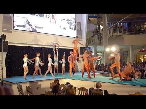 Spelbound- Milano fashion show- Trafford centre