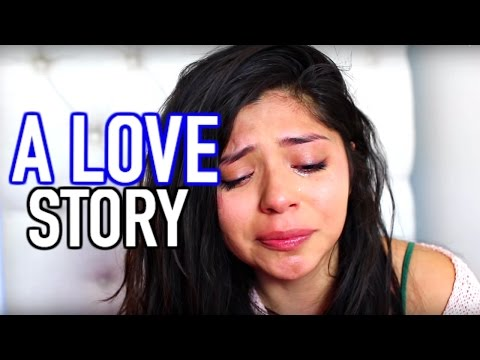 A Love Story: Feeling depressed, fat and hungry.