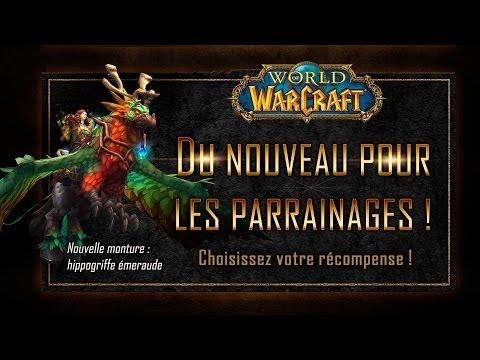 Vidéo World of Warcraft : bande annonce pour l'hippogriffe émeraude
