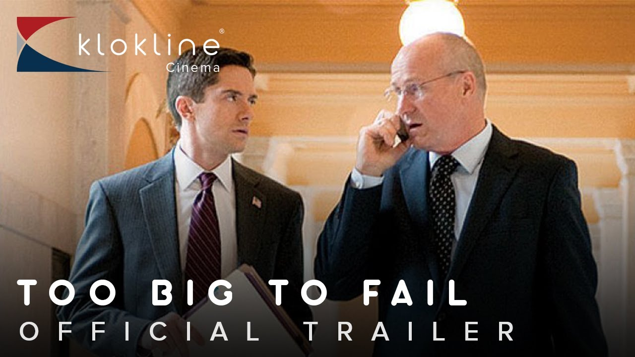 Download 2011 Too Big To Fail Official Trailer 1 HD HBO Films