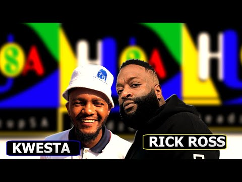 Kwesta &  Rick Ross Music Video Behind The Scenes